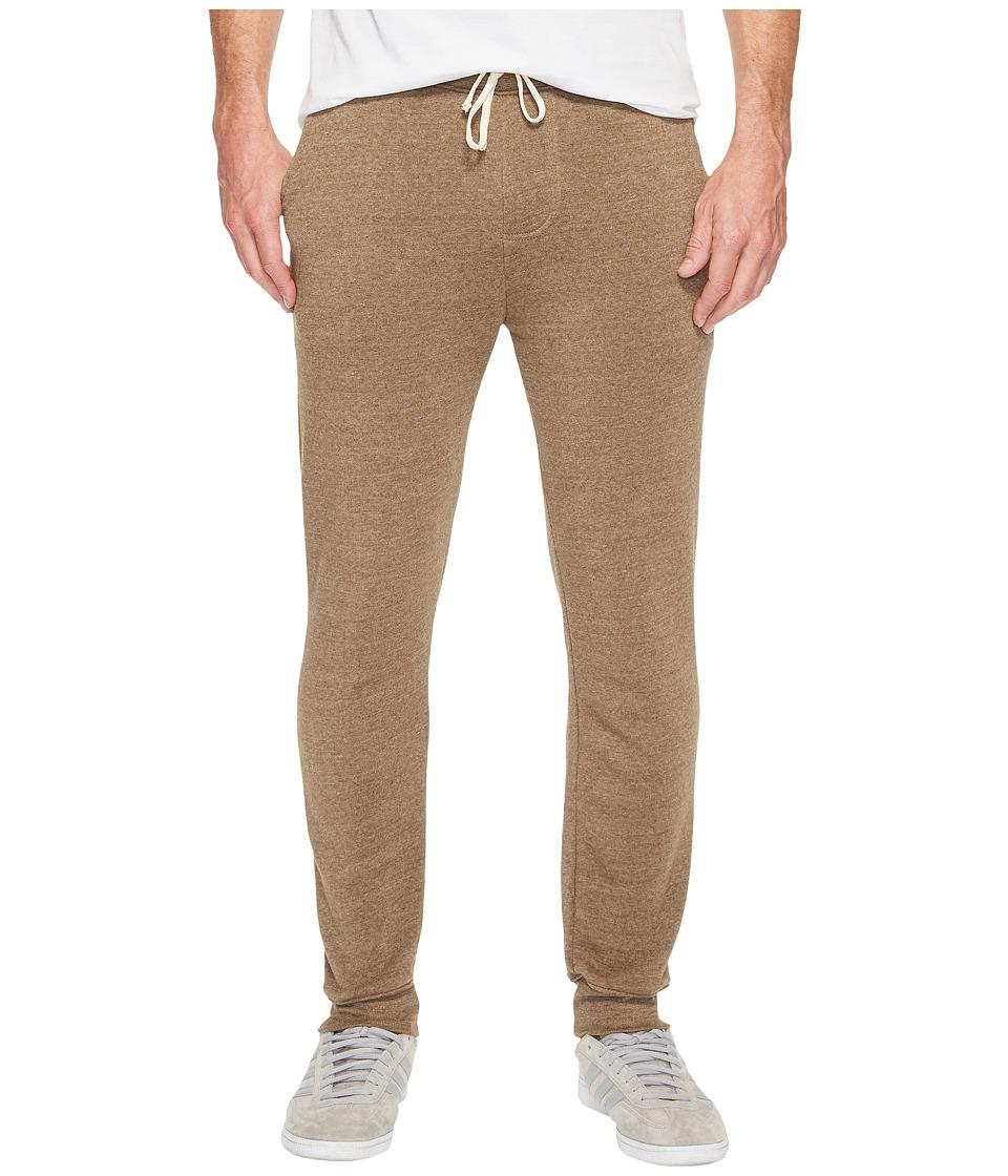 Alternative - Dodgeball Eco Fleece Pants (Eco True Dark Olive) Men's Casual Pants