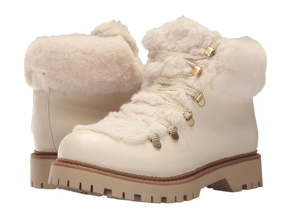Circus by Sam Edelman - Kilbourn (Modern Ivory Smooth Atando Veg/Downy Shearling) Women's Shoes