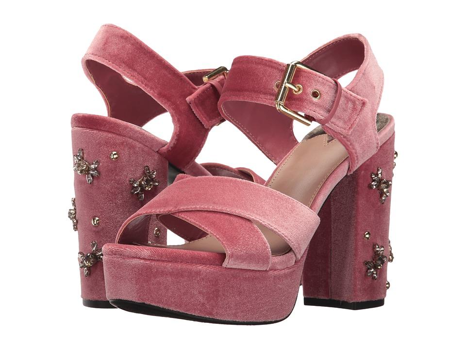 Circus by Sam Edelman - Morgan (Ash Rose Velvet) Women's Shoes