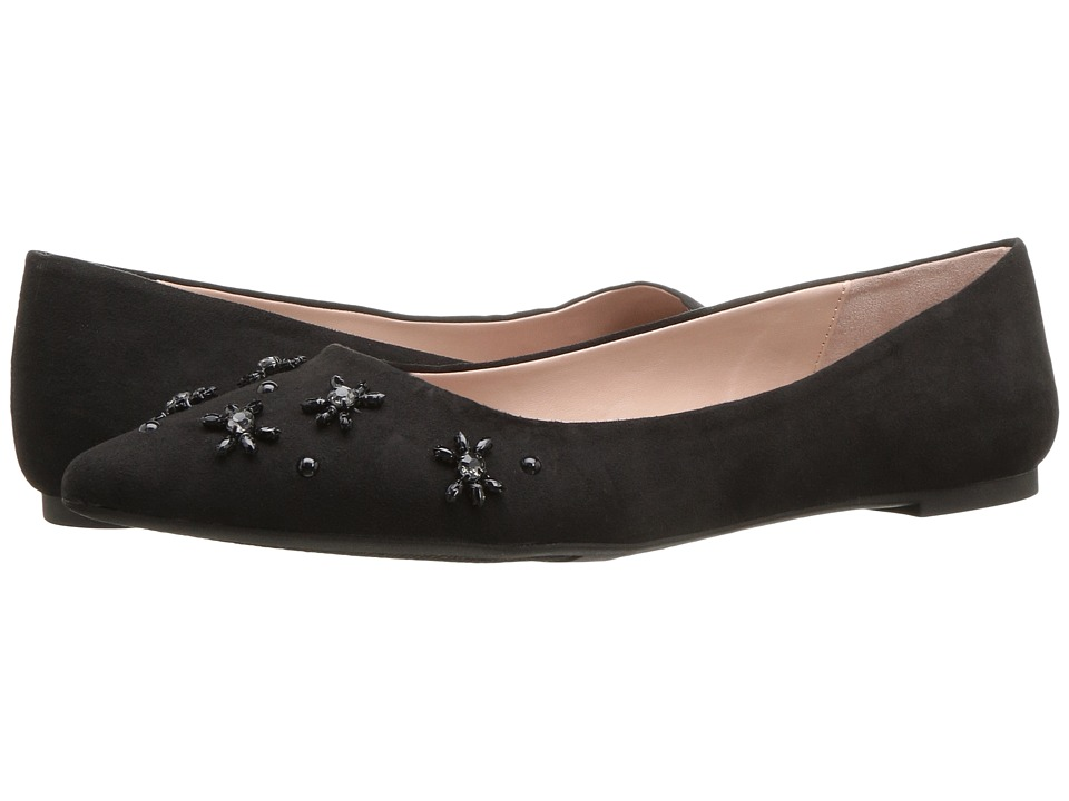 Circus by Sam Edelman - Ritchie (Black Microsuede) Women's Shoes