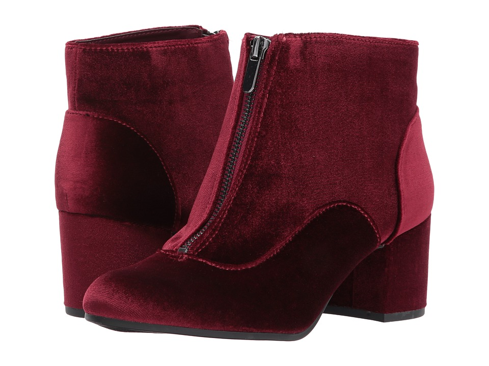 Circus by Sam Edelman - Vanessa (Cranberry Velvet) Women's Shoes
