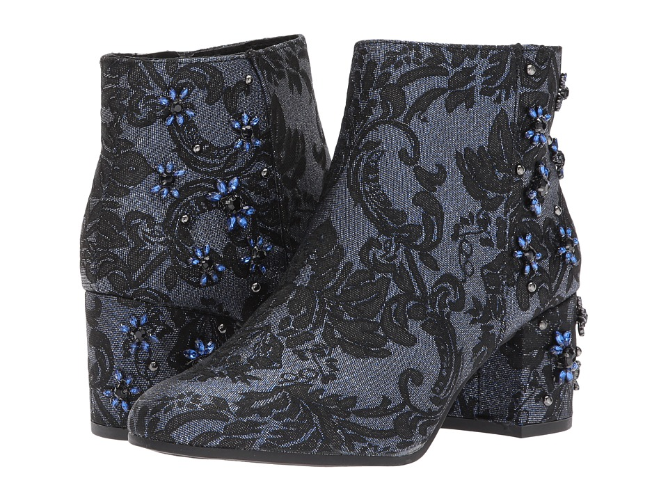 Circus by Sam Edelman Veruca (Blue Royal Floral Jacquard) Women