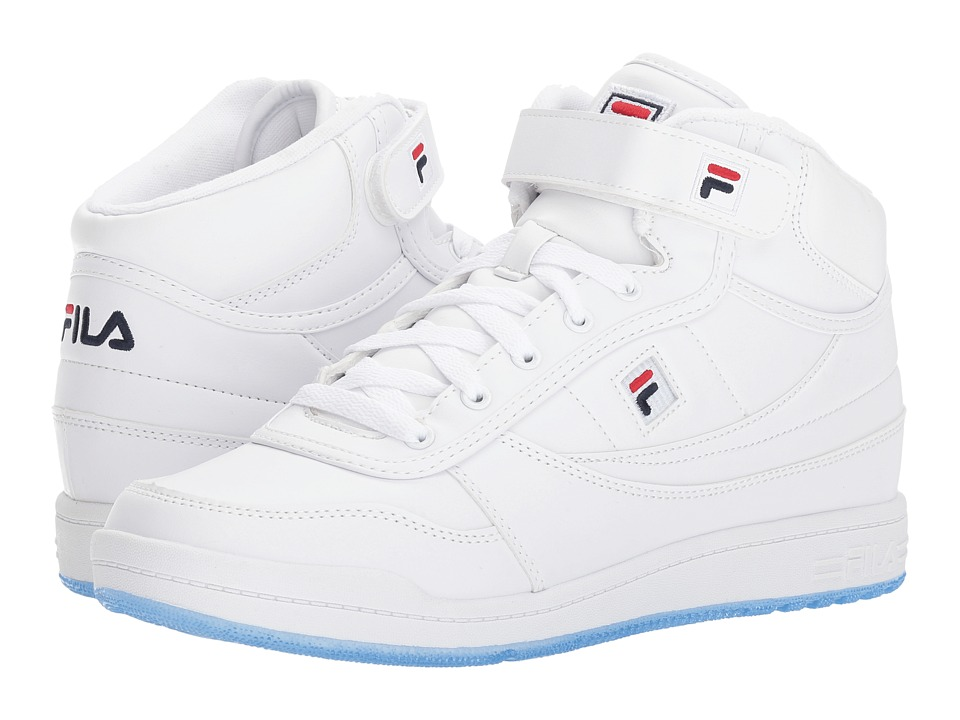 Fila BBN 84 Ice (White/Fila Navy/Fila Red) Men