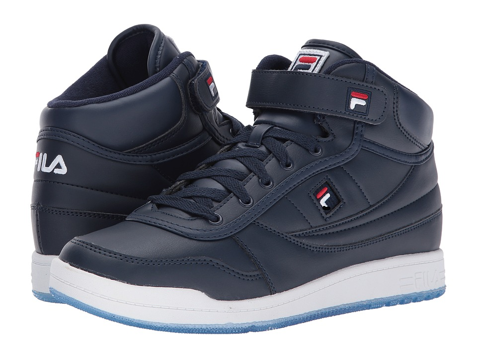 Fila BBN 84 Ice (Fila Navy/White/Fila Red) Men