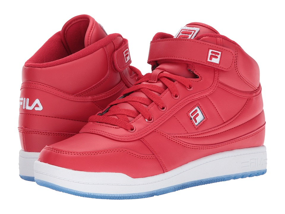 Fila BBN 84 Ice (Fila Red/Fila Red/White) Men