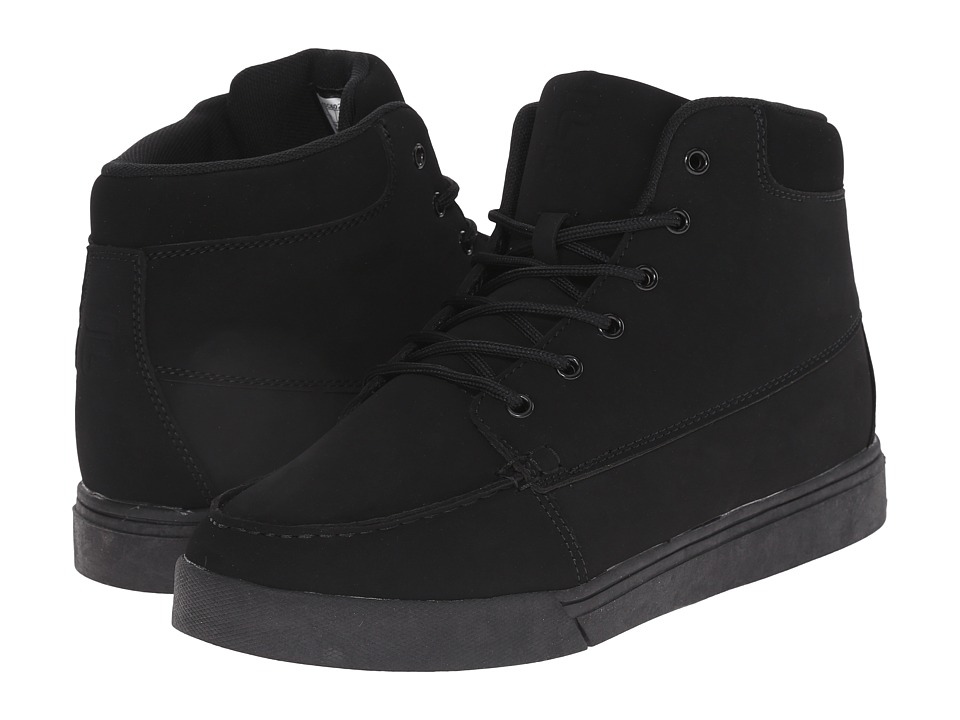 Fila - Montano (Black/Black/Black) Men's Shoes