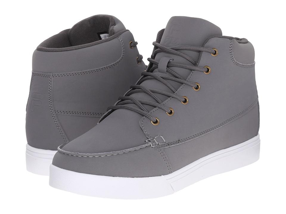 Fila - Montano (Castlerock/White) Men's Shoes