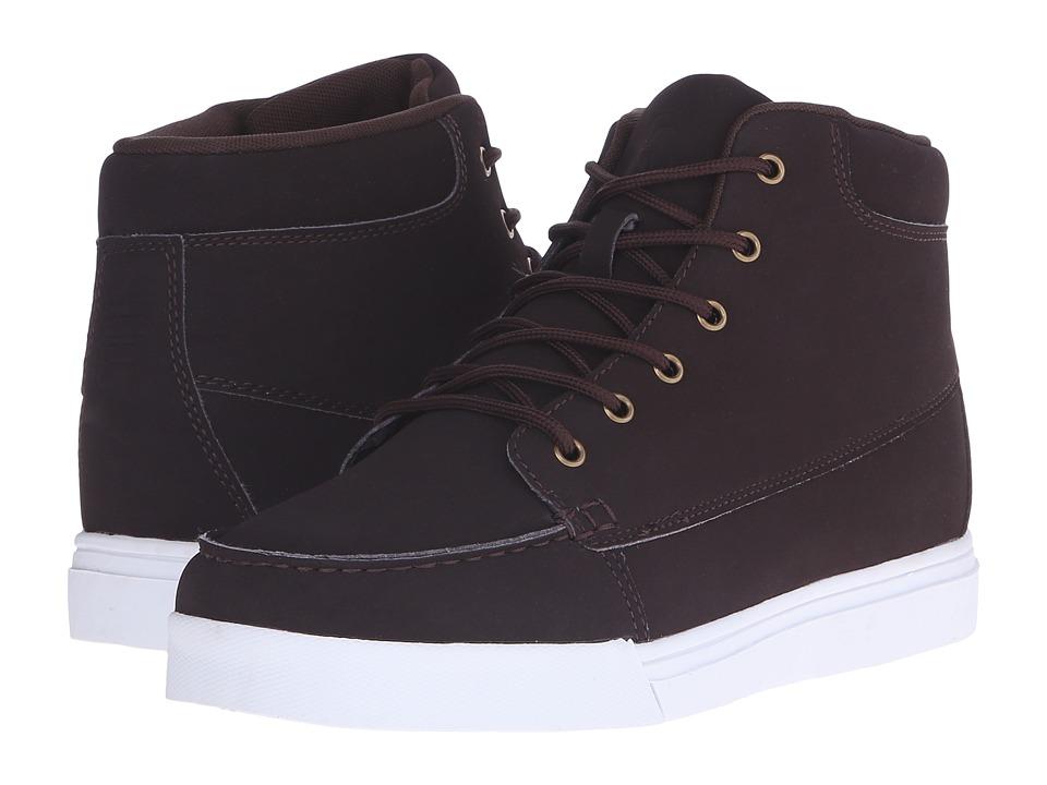 Fila - Montano (Espresso/White) Men's Shoes