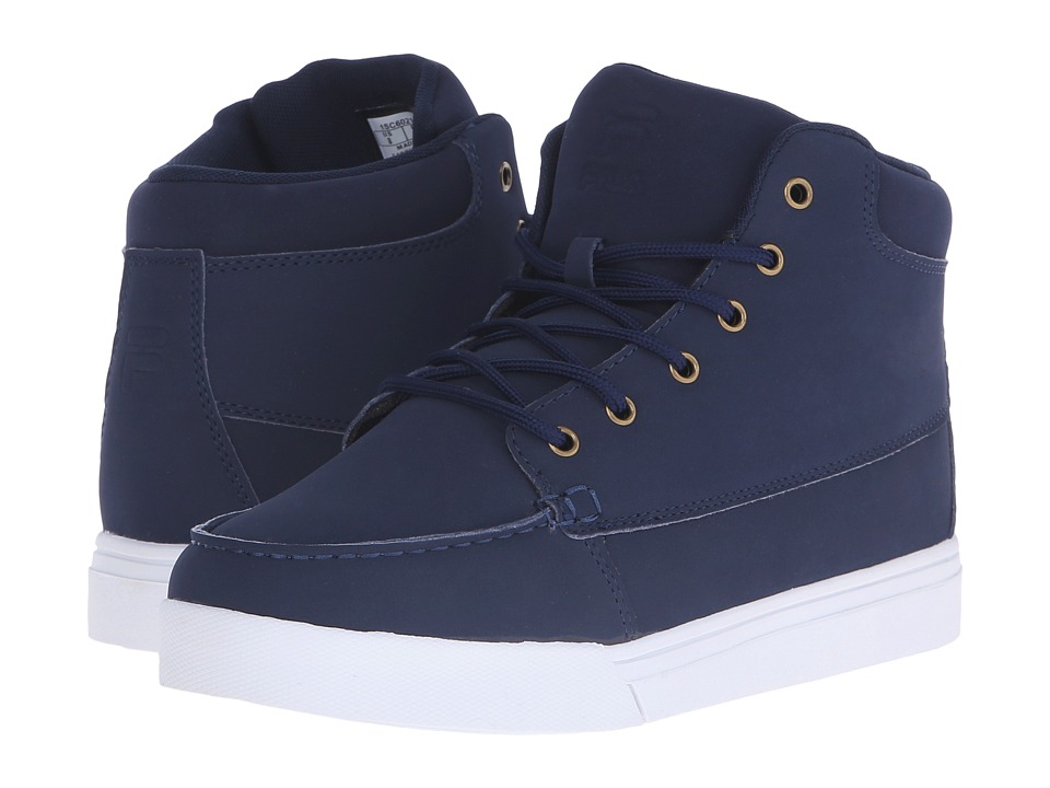 Fila - Montano (Fila Navy/White) Men's Shoes