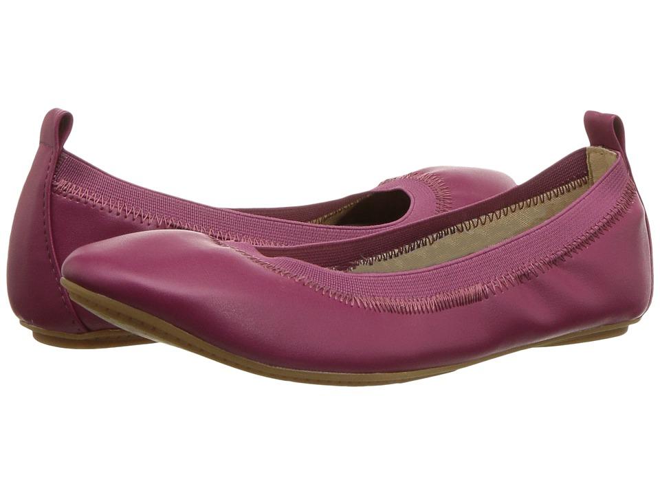 Yosi Samra Kids Limited Edition Miss Samara (Toddler/Little Kid/Big Kid) (Berry) Girls Shoes