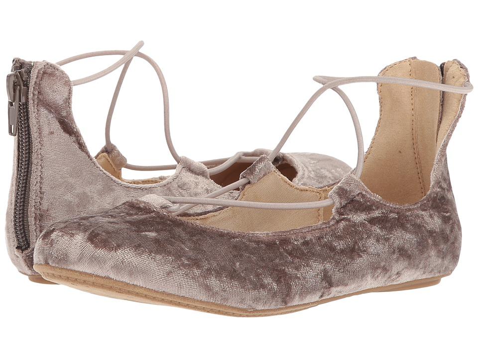 Yosi Samra Kids Miss Shelly (Toddler/Little Kid/Big Kid) (Mink) Girls Shoes