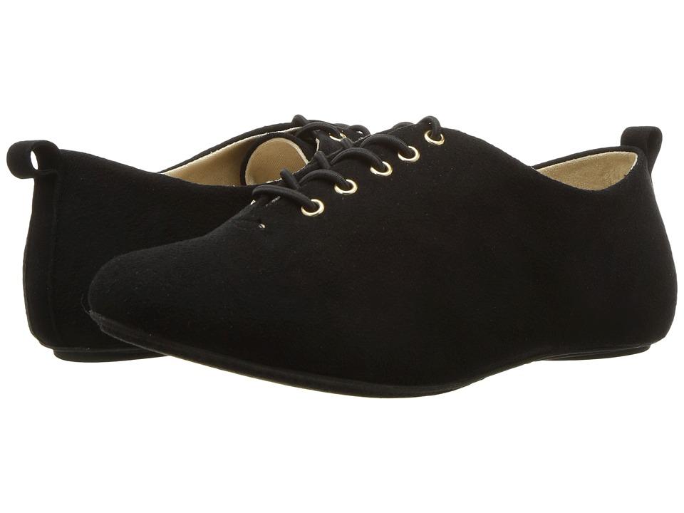 Yosi Samra Kids Miss Veronica (Toddler/Little Kid/Big Kid) (Black) Girls Shoes