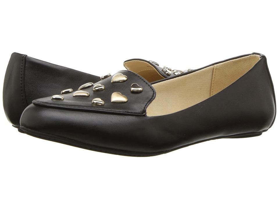 Yosi Samra Kids Miss Vera (Toddler/Little Kid/Big Kid) (Black) Girls Shoes