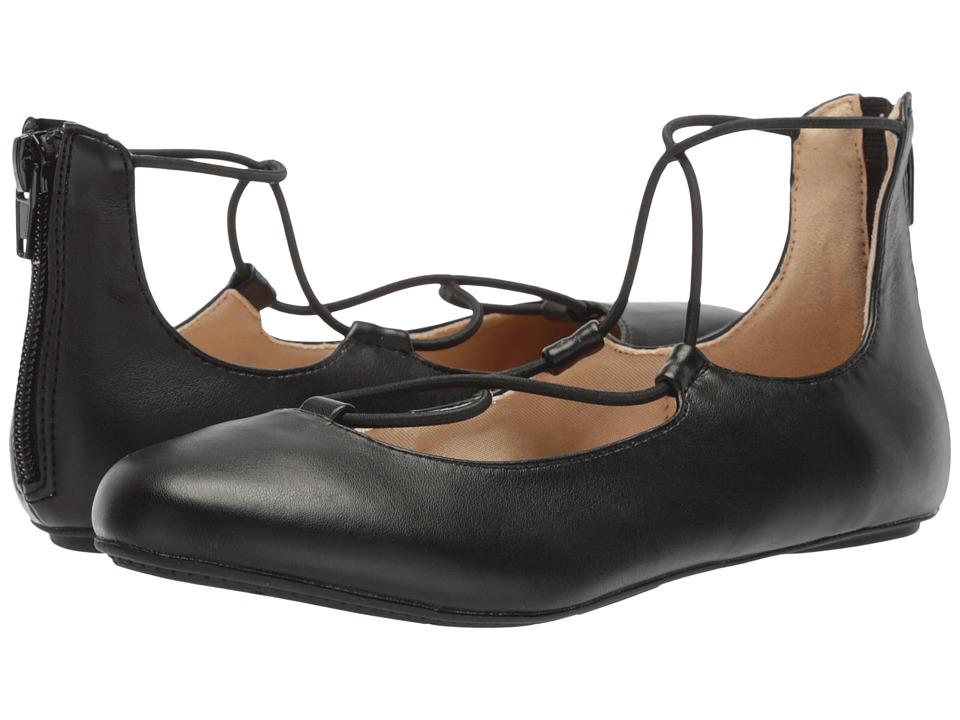 Yosi Samra Kids Miss Shelly (Toddler/Little Kid/Big Kid) (Black) Girls Shoes