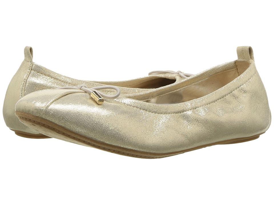 Yosi Samra Kids Miss Sheila (Toddler/Little Kid/Big Kid) (Platino) Girls Shoes