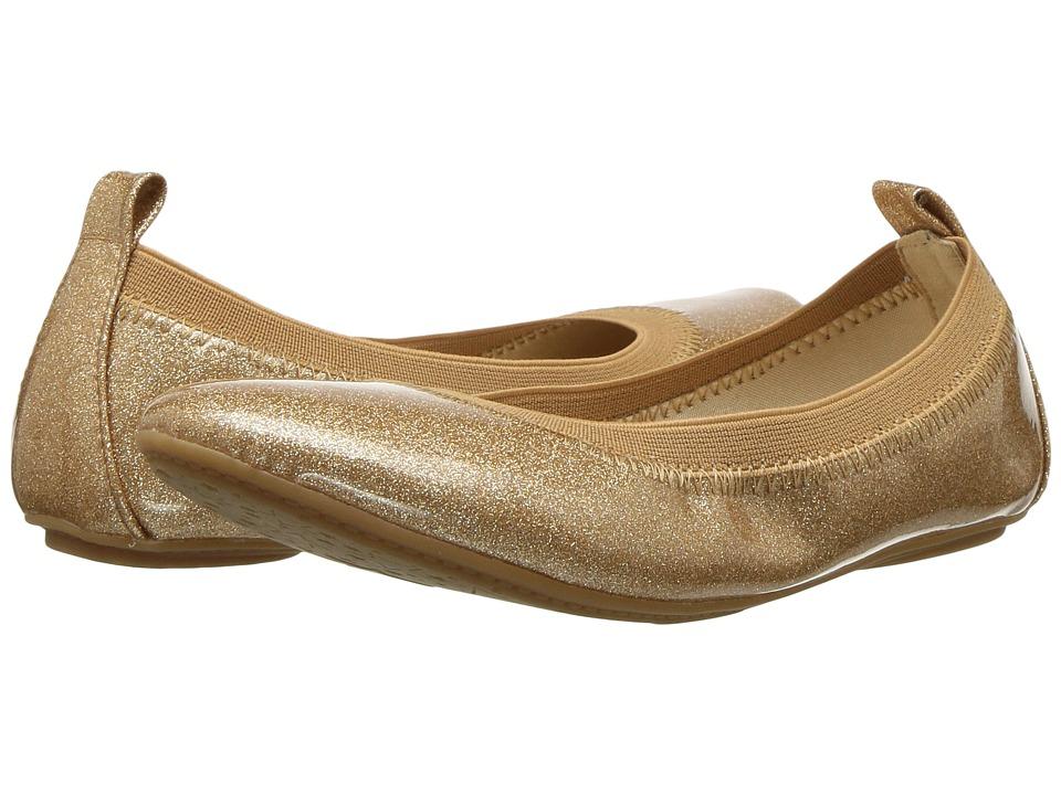 Yosi Samra Kids Limited Edition Miss Samara (Toddler/Little Kid/Big Kid) (Bronze) Girls Shoes