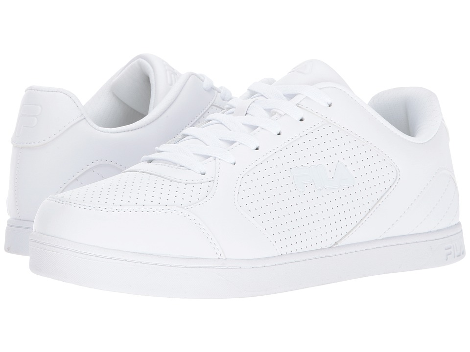 Fila - Orlando 5 (White/White/White) Men's Shoes