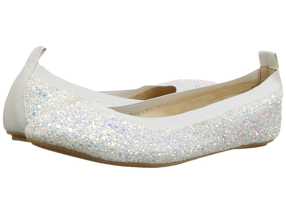 Yosi Samra Kids Limited Edition Miss Samara (Toddler/Little Kid/Big Kid) (White 2) Girls Shoes