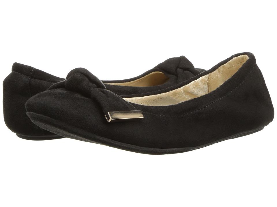 Yosi Samra Kids Miss Stella Knot (Toddler/Little Kid/Big Kid) (Black 1) Girls Shoes