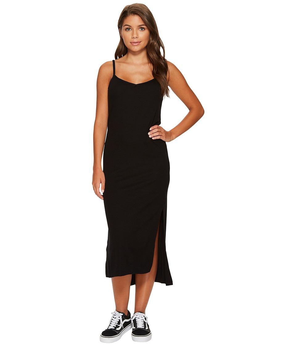 Billabong - Great News Dress (True Black) Women's Dress