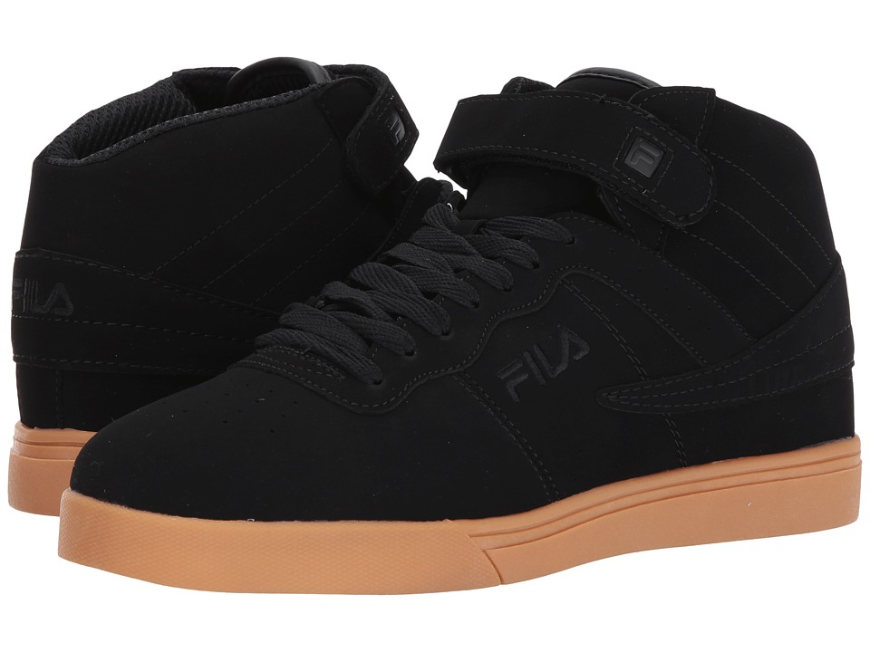 Fila - Vulc 13 (Black/Gum) Men's Shoes