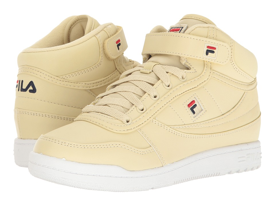 Fila - BBN 84 (Fila Cream/Fila Navy/Fila Red) Women's Shoes