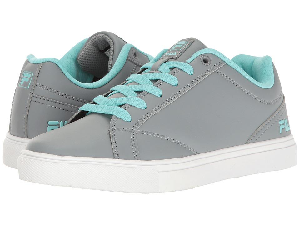 Fila - Amalfi (Monument/Monument/Aruba Blue) Women's Shoes