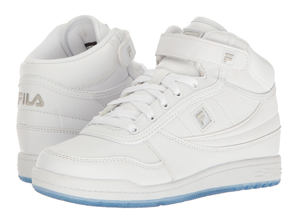 Fila - BBN 84 Ice (White/Metallic Silver/Ice) Women's Shoes