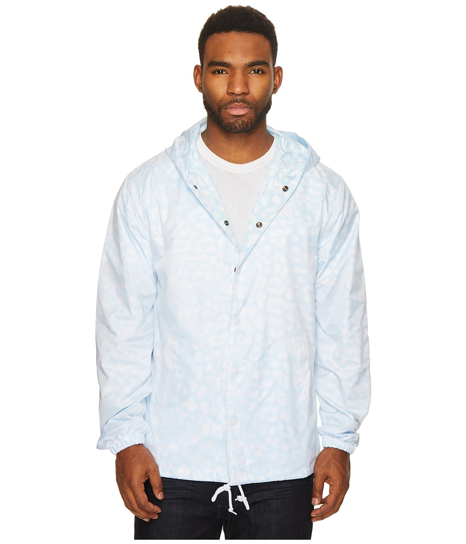 HUF - Cheetara Jacket (Ice Blue) Men's Coat