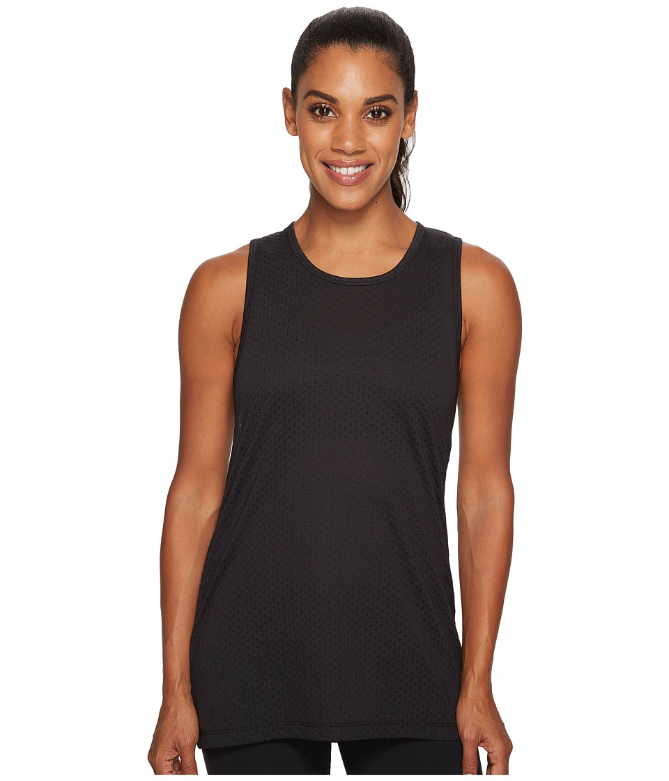 Lorna Jane - Riley Tank Top (Black) Women's Workout