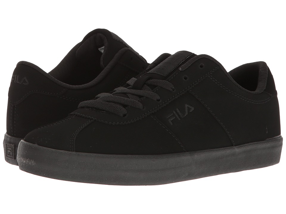Fila - Rosazza (Black/Black/Black) Women's Shoes