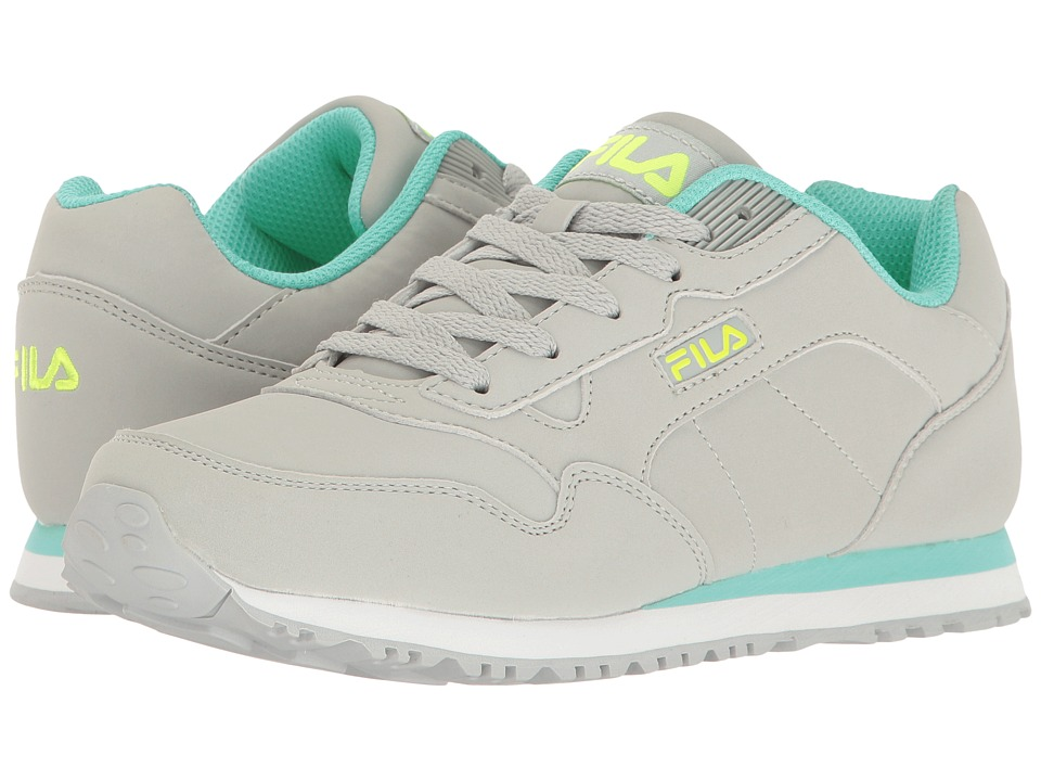 Fila - Cress (High-Rise/Cockatoo/Safety Yellow) Women's Shoes