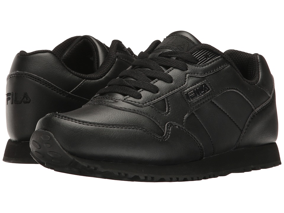Fila - Cress (Black/Black/Black) Women's Shoes