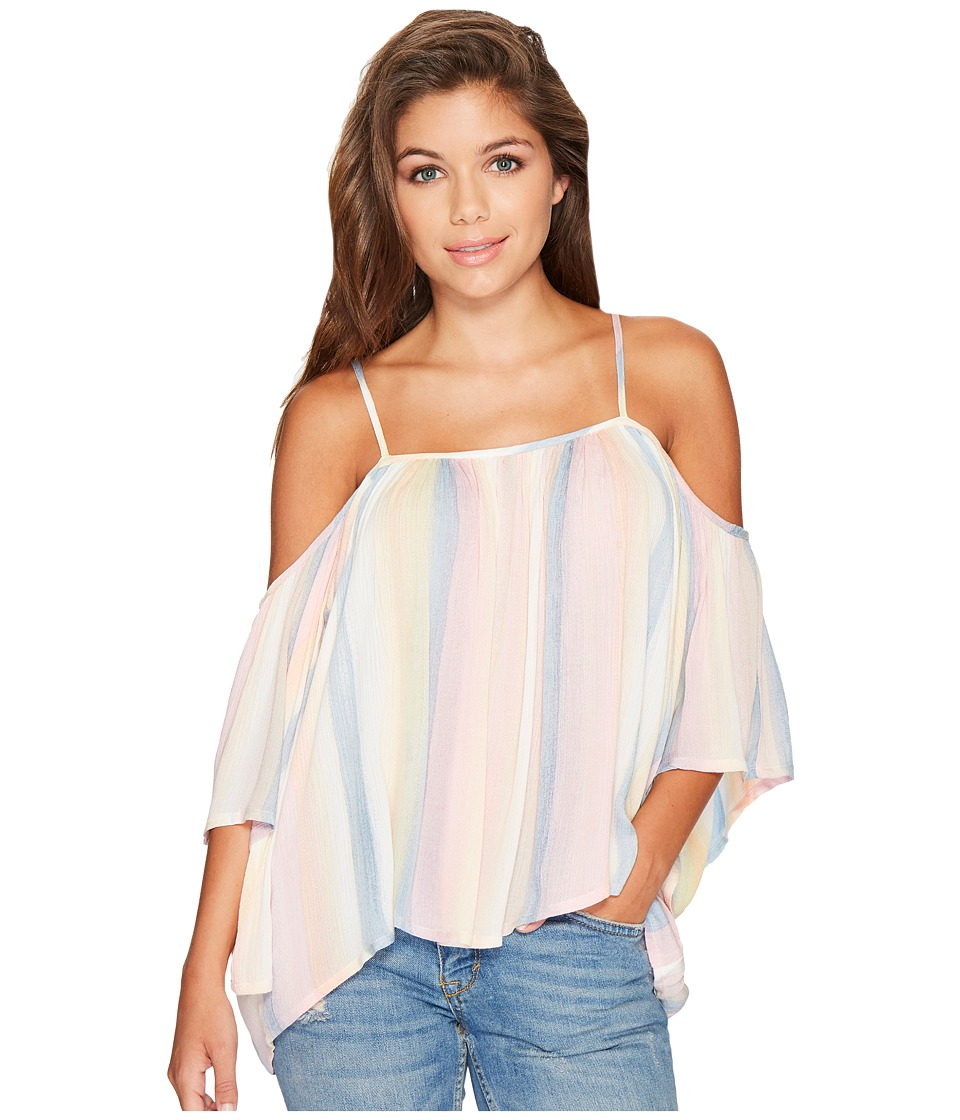 Billabong Forever Top Woven Top (Multi) Women