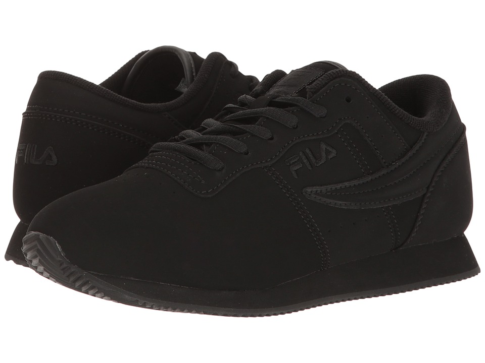 Fila Machu (Black/Black/Black 1) Women