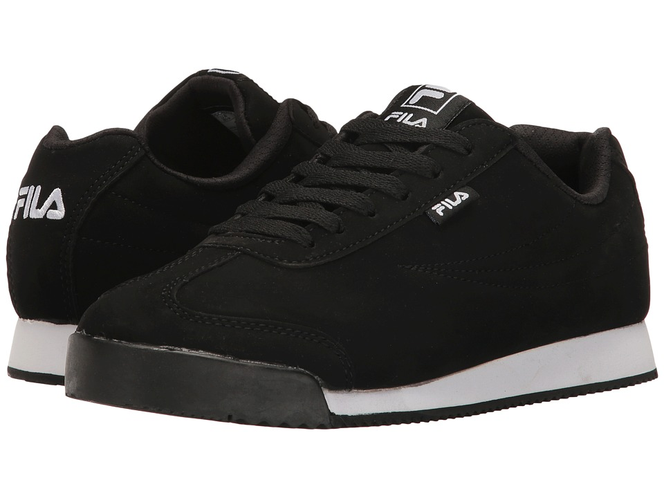 Fila - Mezago (Black/Black/Black) Women's Shoes