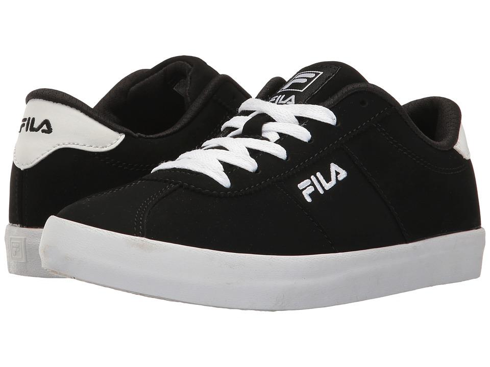 Fila - Rosazza (Black/White) Women's Shoes