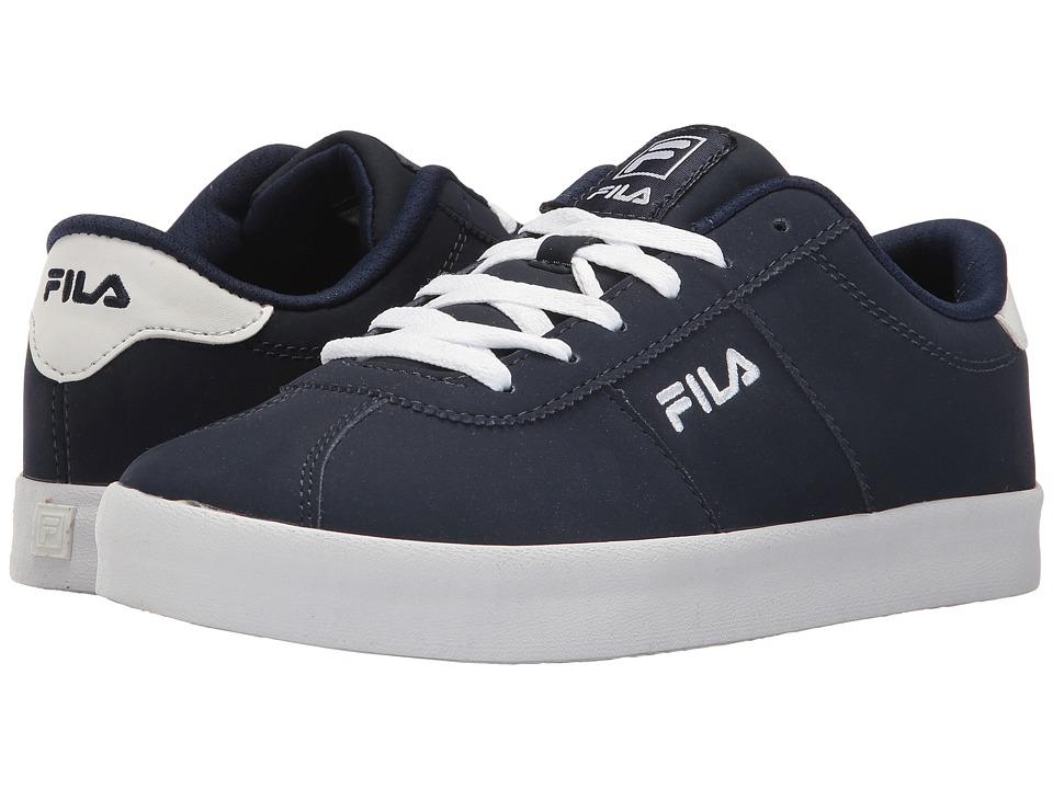 Fila - Rosazza (Fila Navy/White) Women's Shoes