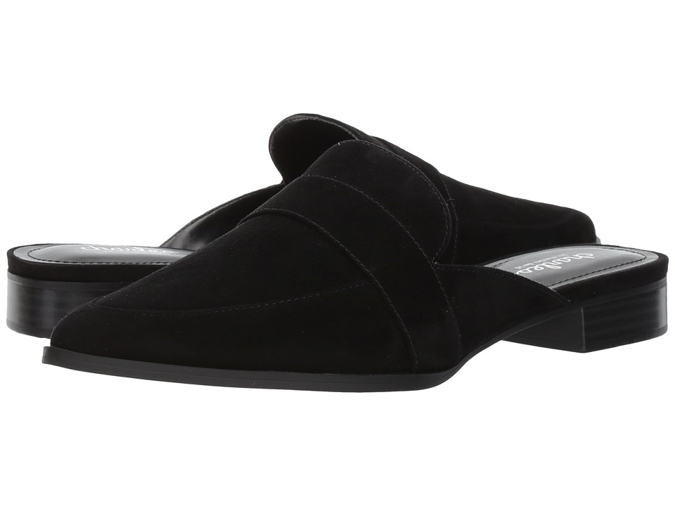 Charles by Charles David Emma (Black Suede) Women