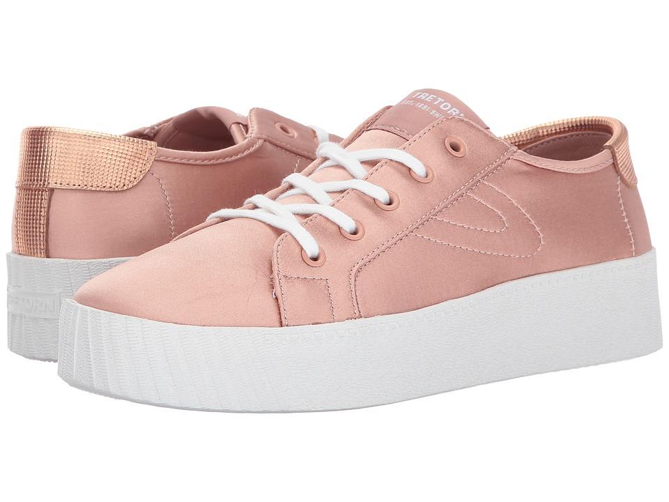 Tretorn - Blaire 7 (Blush) Women's Lace up casual Shoes