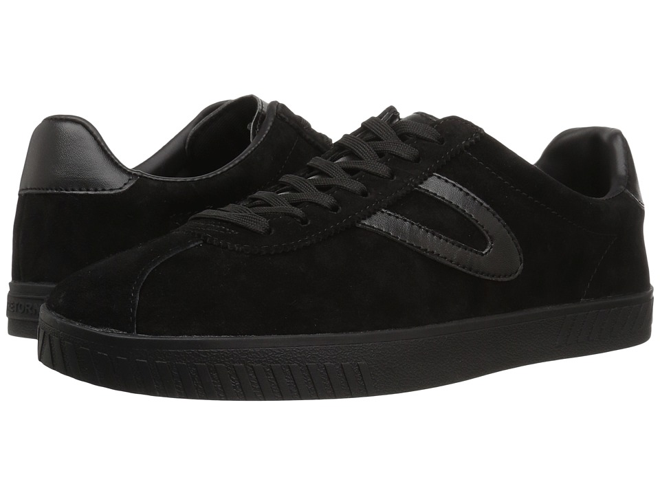 Tretorn Camden3 (Black/Black) Men