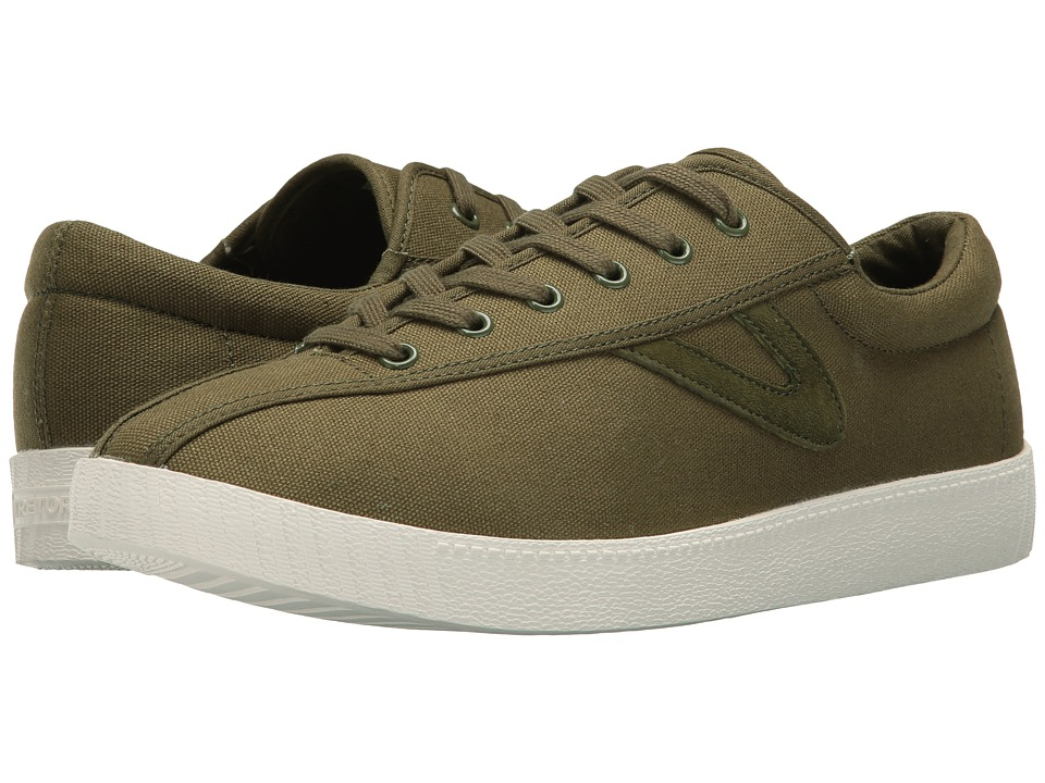 Tretorn - Nylite Plus (New Olive) Men's Lace up casual Shoes