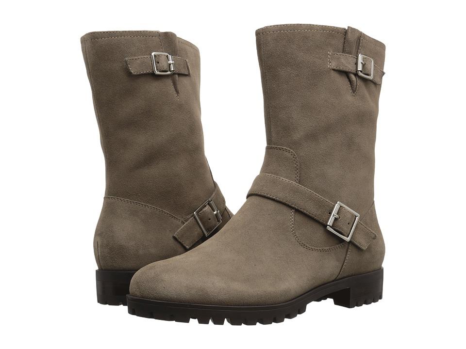 Tahari Daria (Winter Taupe Suede) Women's Boots