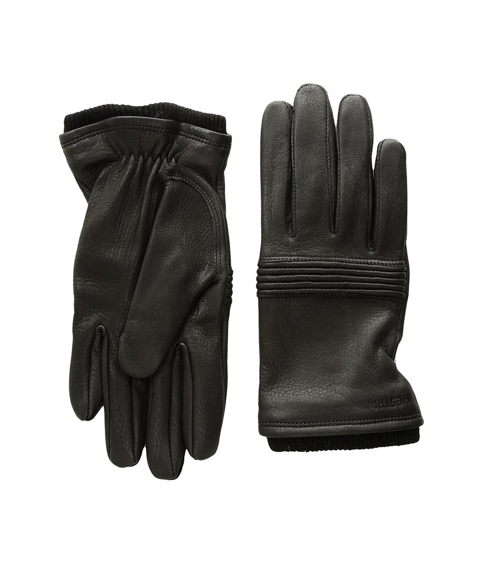 Hestra Isla (Black) Dress Gloves