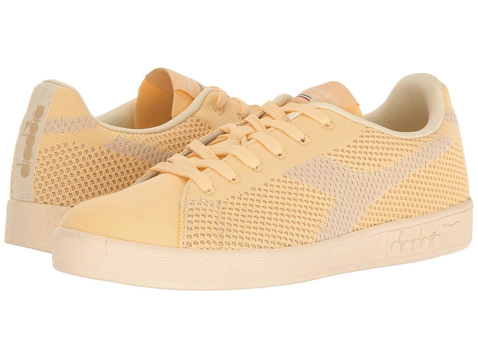 Diadora - Game Weave (Beige Vanilla) Athletic Shoes