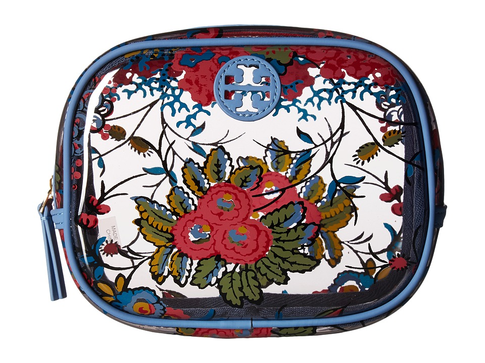 Tory Burch - Parker Floral Cosmetic Case (Gabriella Floral) Cosmetic Case
