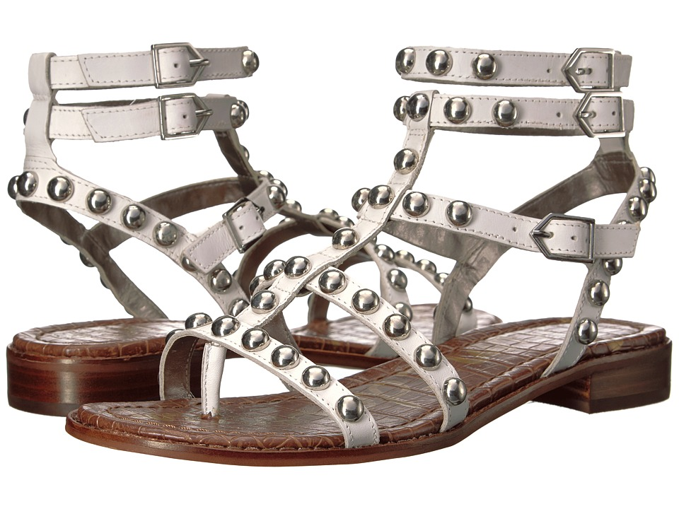 Sam Edelman - Eavan (White) Women's Sandals