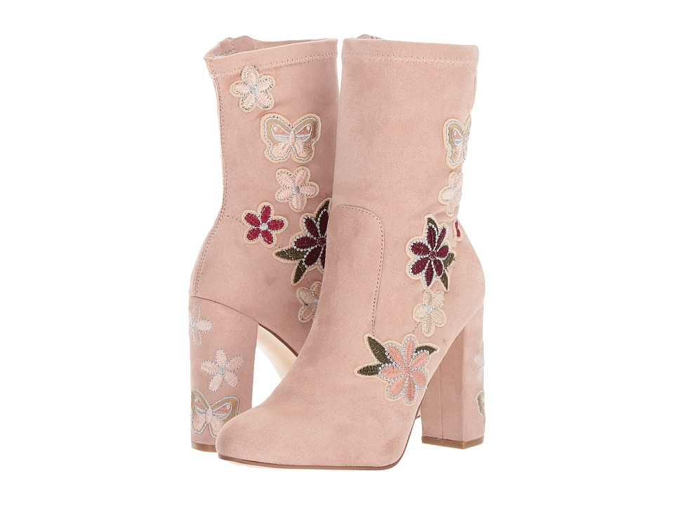 Chinese Laundry Bombshell (Pink Suedette) Women