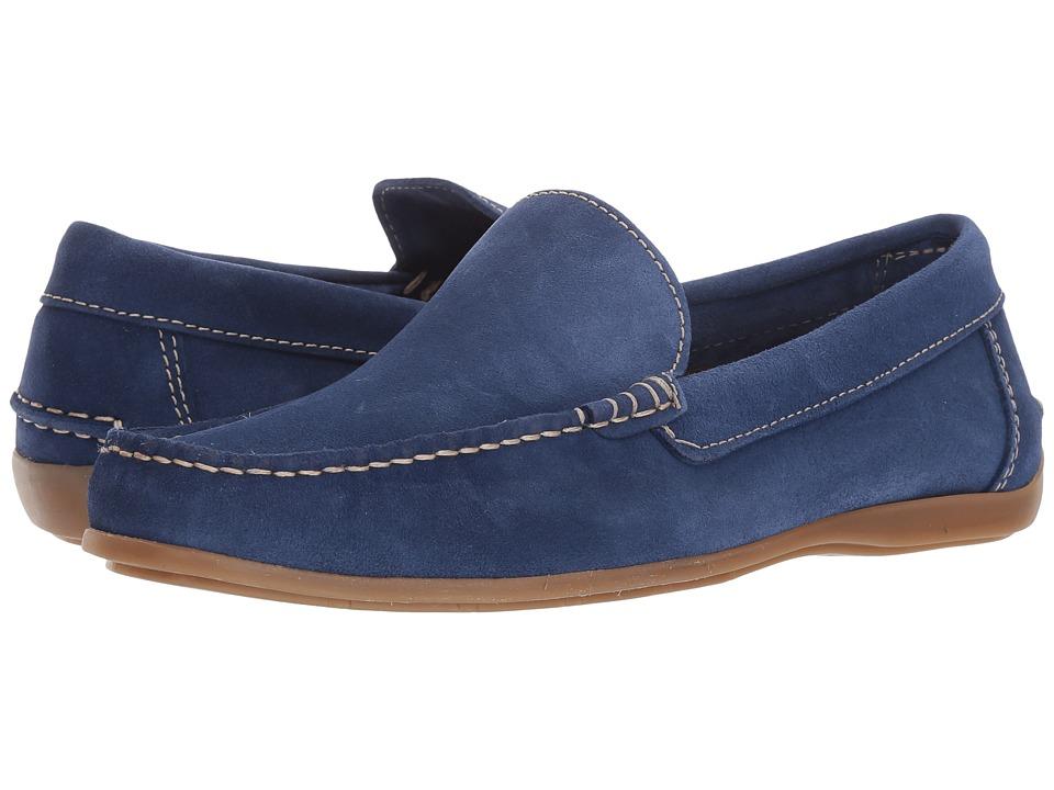 Florsheim Jasper Venetian Slip-On (Blue) Men