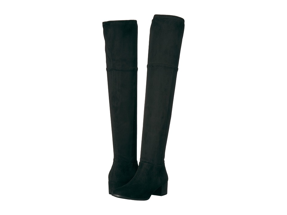 Chinese Laundry Festive Boot (Black Suedette) Women